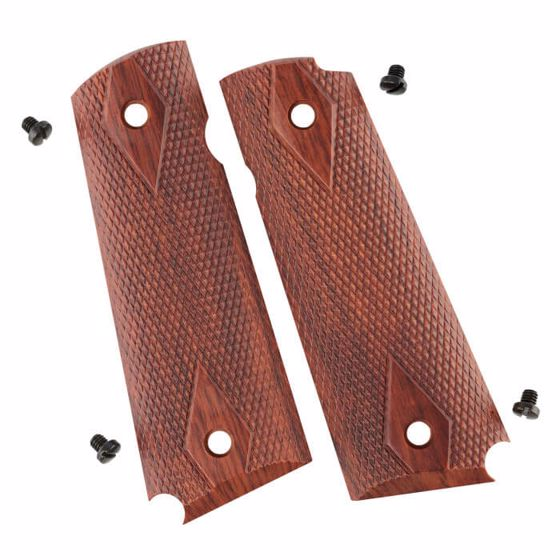 Picture of EF 1911 TAC GRIPS-BROWN