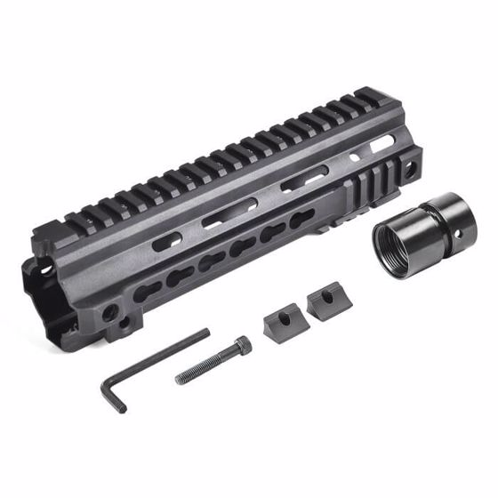 Picture of VFC CALIBUR KEYMOD 9IN RAIL 6MM BLACK