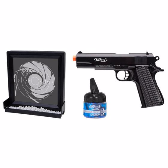 Picture of WALTHER TARGET PACK BLACK