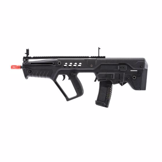 Picture of IWI TAVOR CTAR FLAT TOP-6MM-BLACK