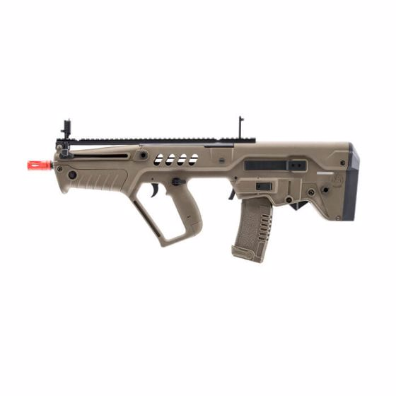 Picture of IWI TAVOR CTAR FLAT TOP-6MM-FDE