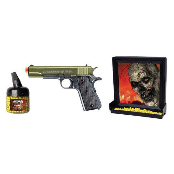 Picture of ZOMBIE HUNTER TARGET PACK (1911+TARGET+400 CT BB)