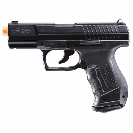 Picture of WALTHER P99 6MM BLACK (BOX)