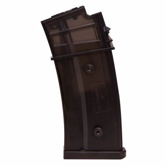Picture of HK G36C HI-CAP MAG-400 RDS-6MM-BLACK
