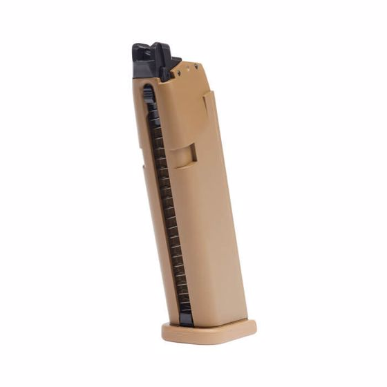 Picture of GLOCK G19X GBB MAG 6MM - COYOTE