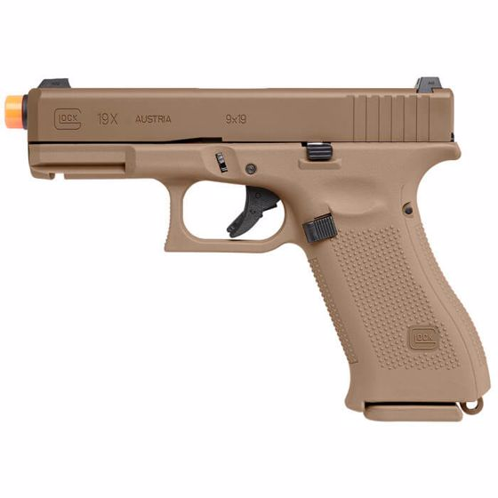 Picture of GLOCK G19X GBB-6MM-COYOTE