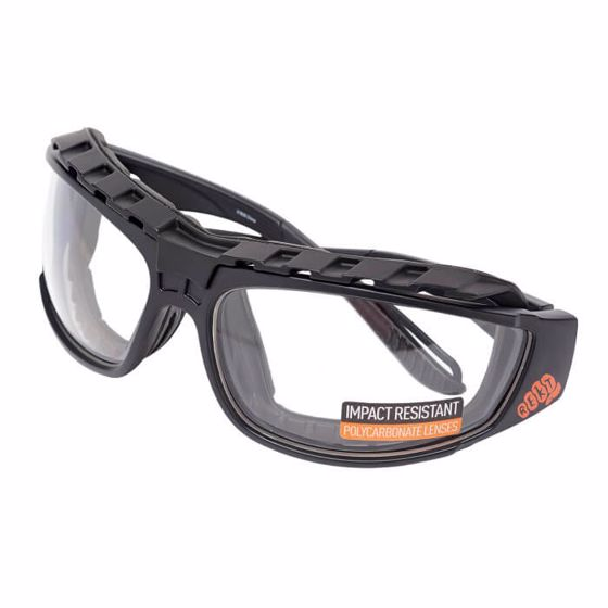 Picture of REKT Eye Pro Safety Goggles for Nerf Games and Airsoft Shooting Sports : Umarex USA