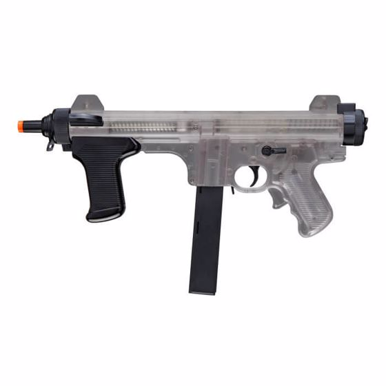 Picture of BERETTA PM 12S CLEAR BODY AIRSOFT GUN 6MM
