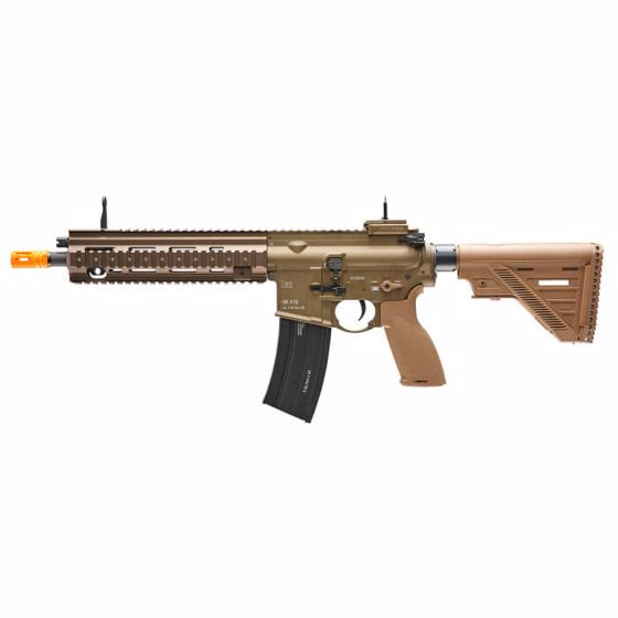 Picture of HK 416 A5 AEG 6mm Tan Airsoft Rifle : Elite Force Airsoft