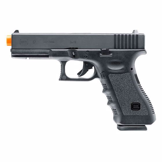 Picture of GLOCK G17 GEN 3 GBB 6mm Airsoft Pistol : Elite Force