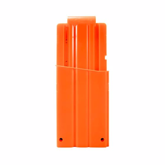 Picture of Rekt OpFour Extra Foam Dart 12-round Magazine : Orange Color