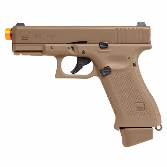 Picture of GLOCK G19X -6MM-ADVANCED-COYOTE